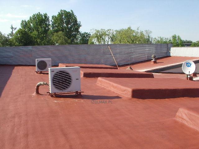 termorenowacja dachu z papy